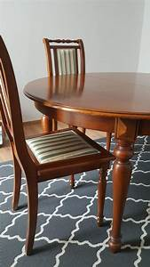 Runder Esstisch Mit Stühlen : runder tisch mit 4 st hlen in mannheim stilm bel ~ Lizthompson.info Haus und Dekorationen