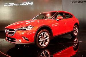 New Mazda CX-4 gets full Beijing show unveil Auto Express