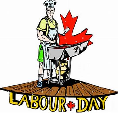 Clipart Labor Barbecue Clip Library Coloring Pages