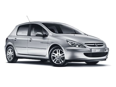 peugeot 307 5 doors specs 2001 2002 2003 2004 2005 autoevolution