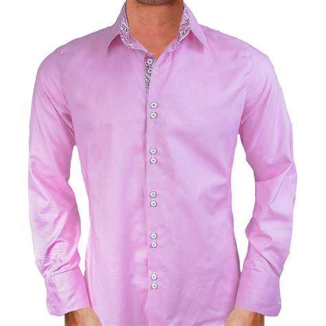 Light Pink Shirt Dress by Pink Casual Dress Shirts