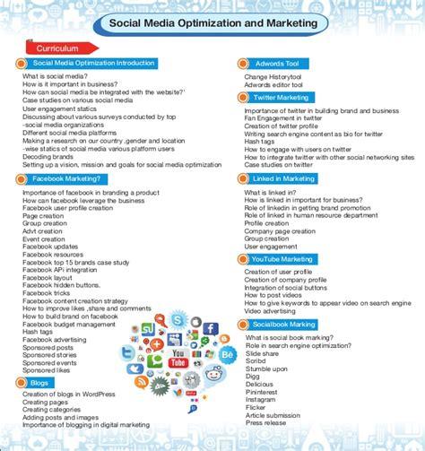 digital marketing curriculum digital marketing seo sem smo in hyderabad