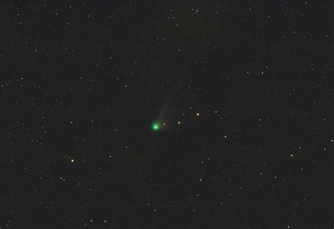 Comets Panstarrs And Lemmon Still Linger For Early Morning