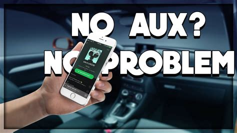 How To Play Music In Your Car Without An Aux Chord