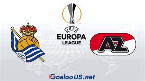 Europa League -- Real Sociedad vs AZ Alkmaar: Match Preview