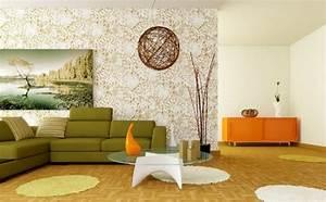 retro tapeten 26 inspirierende ideen archzinenet With balkon teppich mit elegante tapeten