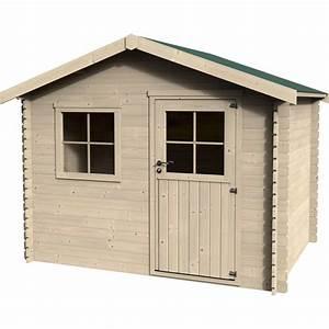 Cabane En Bois De Jardin : abri de jardin bois yorkton m mm leroy merlin ~ Dailycaller-alerts.com Idées de Décoration