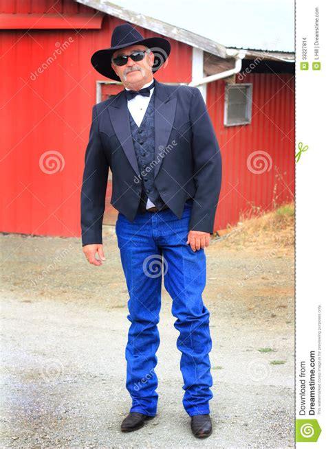 formal cowboy stock images image