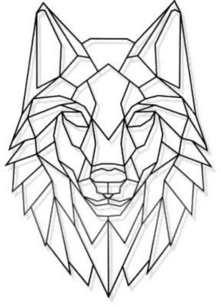 Geometric Wolf Phone Wallpaper by Black Laser Cut Metal Geometric Wolf Stare Wallpaper