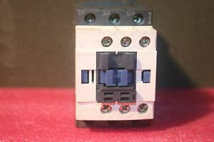 schneider electric telemecanique lc1d09bd contactor din mount free ship ebay