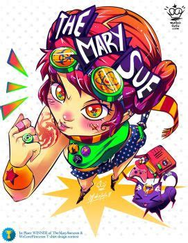Fixing the Mary Sue Character in Your Story ~ September C ...