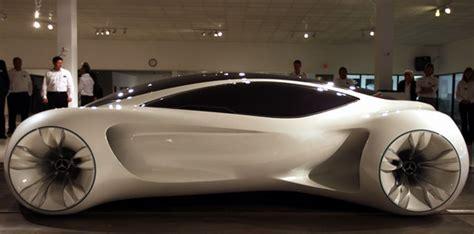 mercedes benz biome in action mercedes benze biome futuristic car