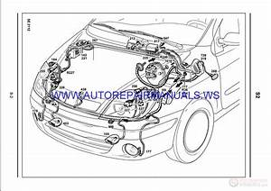 Renault Megane Scenic Workshop Wiring Diagram