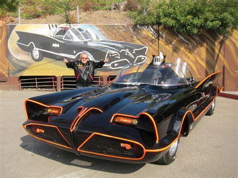 batman car george barris to sell original 1966 batmobile at barrett