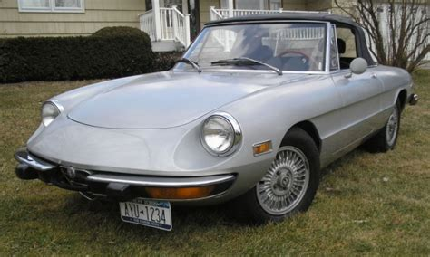 Alfa Romeo Spider 1974 by 1974 Alfa Romeo Spider Survivor