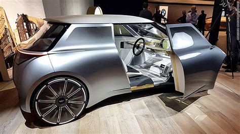 bmw minivan concept bmw unveils mini cooper concept car jun 16 2016