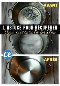 Comment Nettoyer Une Casserole En Aluminium Noircie : casserole cram e la meilleure astuce pour la r cup rer rapidement ~ Medecine-chirurgie-esthetiques.com Avis de Voitures