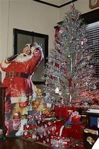 Vintage Aluminum Christmas Trees on Pinterest