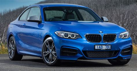 2018 Bmw 2 Series Coupe And Convertible Pricing And