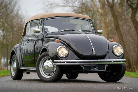 vw beetle  ls cabriolet  classicargarage nl
