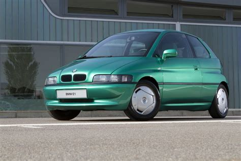 Bmw History Of Electric Cars