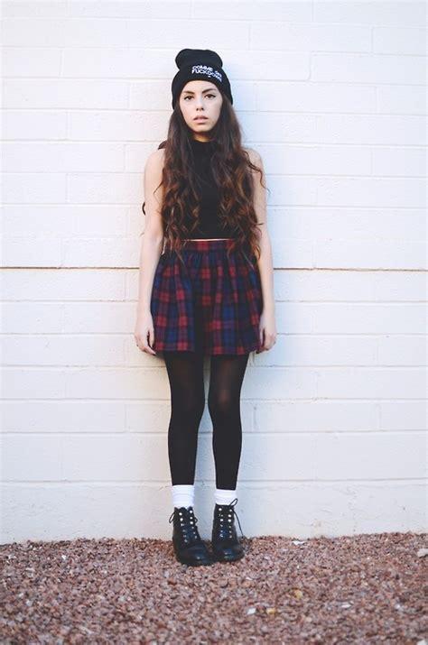 Grunge clothing on Tumblr