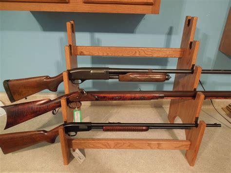 rifle display rack buy a made 5 gun rack display unit made to order