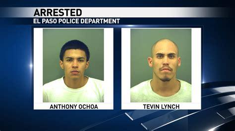 el paso men charged  stolen cellphone shows