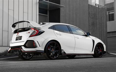 Type R by 2018 Honda Civic Type R Technical Overview Forcegt