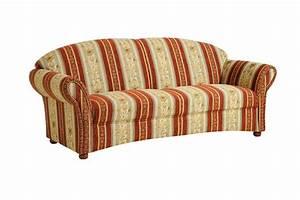 2 Sitzer Sofa Landhausstil : sofa corona 2 5 sitzer im landhausstil chenillgewebe rot von max winzer ~ Bigdaddyawards.com Haus und Dekorationen
