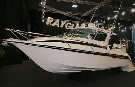 The Open Boat Purpose by This Means Rayglass Boats Has Now Won A Boat Of The Show