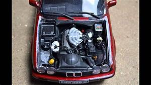 Bmw 325is E30 1  18 Otto - Mobile With Engine M20b25