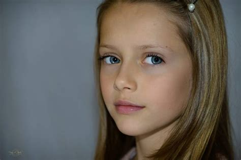 is a 10 year old montrealer the 'most beautiful girl in