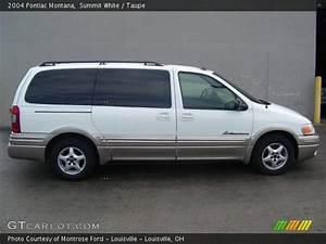Summit White - 2004 Pontiac Montana