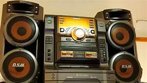 Sony Muteki Lbt Zx6 Hi-fi Stereo System 540w
