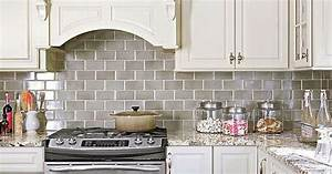 How to choose the right subway tile backsplash ideas and for How to choose kitchen wall tile