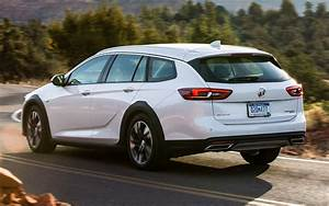 2018 Buick Regal TourX - Wallpapers and HD Images Car Pixel