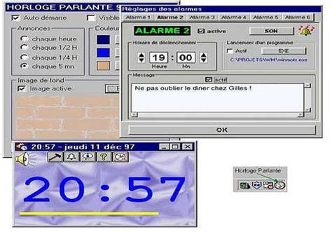 horloge de bureau pc horloge pc bureau gratuit