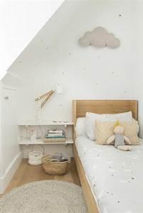 Chambre Enfant Pas Cher : quelle table de chevet choisir pour votre jolie chambre coucher ~ Teatrodelosmanantiales.com Idées de Décoration