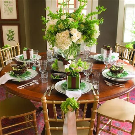 beeutiful  design nell hills tablescapes