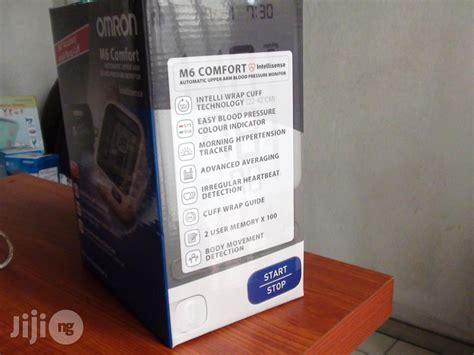 Omron M6 Comfort Blood Pressure Monitor in Ikeja - Tools