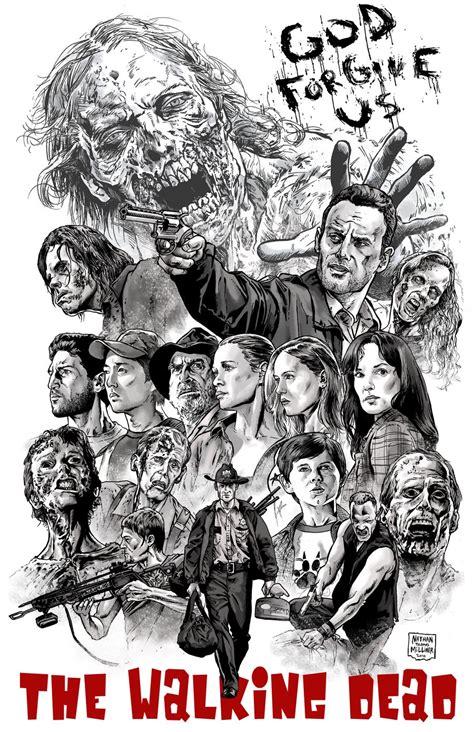Ultimate Walking Dead Fan Art Gallery