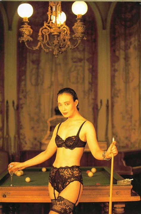 Yôko Shimada Nuda ~30 Anni In Kir Royal