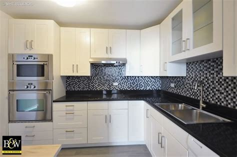 kitchen tiles for rogers park condo has dazzling views of the lake city 6301