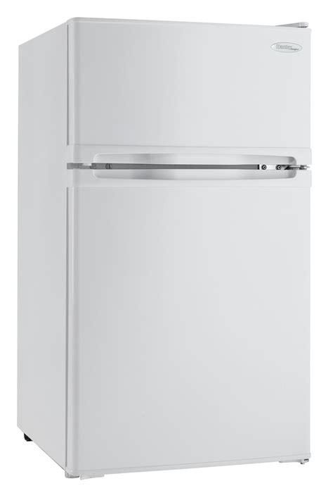 danby designer mini fridge danby designer two door mini fridge white ca