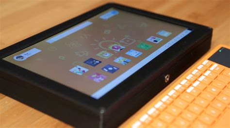 howto build a yourself a 3dprinted tablet using