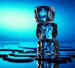 Melting Ice Water