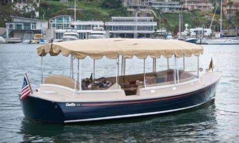 Duffy Boats Deal by Boat Rental S J Koch Duffy Electric Boats Llc