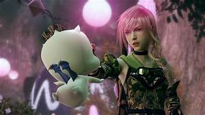Square Enix At Gamescom Final Fantasy XIV Lightning