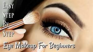 Beginner Eye Makeup Tips amp Tricks  STEP BY STEP EYE MAKEUP FOR BLUE EYE